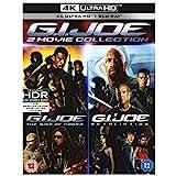 G. I. Joe (4K UHD) [Blu-ray] [2018] [Region Free]