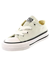 Converse Unisex Baby Chuck Taylor All Star (Infant/Toddler)-Pink/Orange/Yellow-3