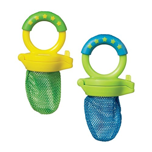 Munchkin Fresh Food Feeder Color May Vary - 4 Count
