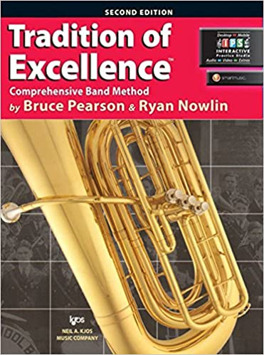 w61bs tradition of excellence book 1 bb tuba