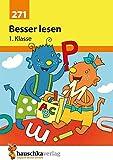 Besser lesen 1. Klasse (Deutsch: Besser lesen)
