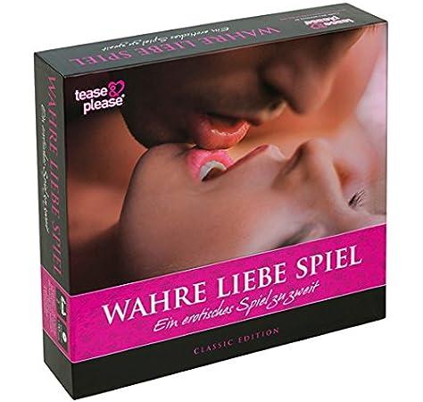 Juego de mesa- Wahre Liebe Spiel (importado de Alemania): Amazon.es: Juguetes y juegos