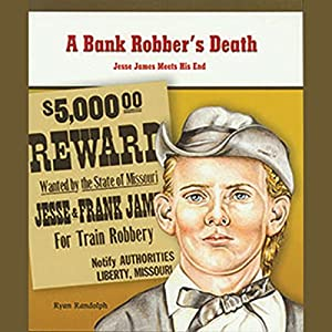A Bank Robber's Death Audiobook