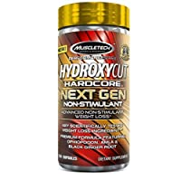 Hydroxycut Hardcore Next Gen Stim Free, 150 Count