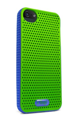 iFrogz Breeze Case for iPod touch 5G (Green/Blue)