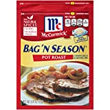 McCormick Bag 'n Season Pot Roast Cooking & Seasoning Mix, 0.81 oz