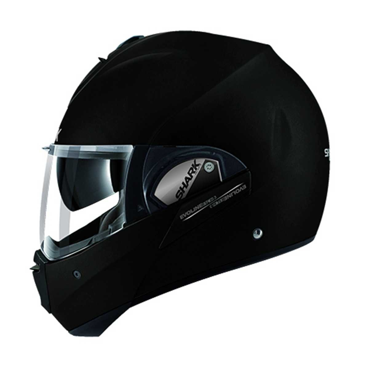 2ceb25931 cheap Shark Evoline Series 3 Black Helmet (XL) - test.lifegenmon.si