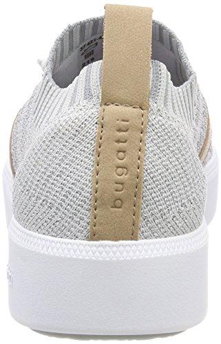 Bugatti Sneaker grey Grigio 421407626935 Sand Infilare Donna wArq65xwp