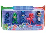Toys : Just Play PJ Masks Collectible Figure Set (5 Pack) Styles may vary