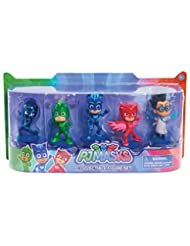 Just Play PJ Masks Collectible Figure Set (5 Pack) Styles may...