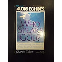Who Speaks for God