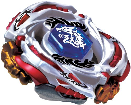 (Takaratomy Beyblades #BB88 Japanese Metal Fusion LW105LF Meteo L-Drago Battle Top Starter Set)