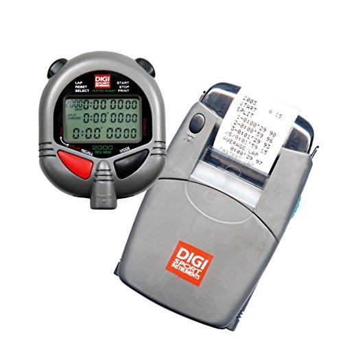 DIGI Thermodrucker-Set Drucker mit Stoppuhr PC 110