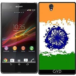 Funda para Sony Xperia Z (l36h) - India 8 Bits by Cadellin