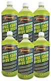 TSI Supercool P150-32D-6CP 150 PAG Viscosity Oil Plus U/V Dye, 32 oz, 6 Pack