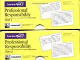 Law in a Flash Cards : Professional Responsibility, Emanuel, Steven, 0735540071