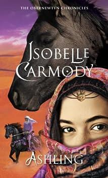 Ashling by Isobelle Carmody fantasy book reviews