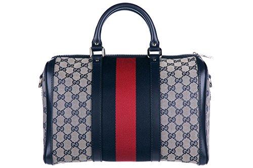 Gucci women's handbag shopping bag purse gg supreme beige