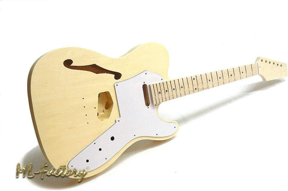 Guitarra Eléctrica/Guitar DIY Kit ML-Factory® MLT Hollowbody ...