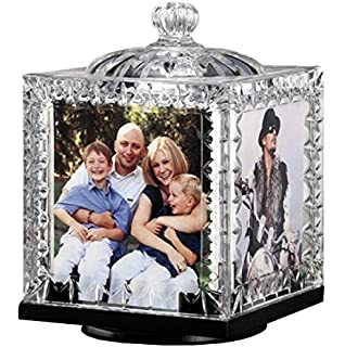 Amazoncom Fifth Avenue Crystal Silhouette 8x10 Picture Frame