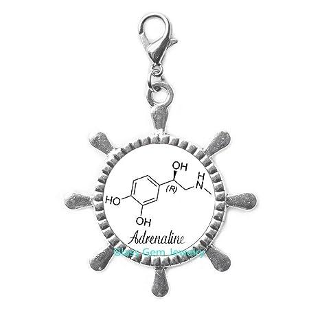 Química Joyería Adrenaline timón con cierre de cremallera ...