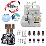 Juki Pearl Line MO-654DE 2/3/4 Thread Serger with