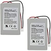MaxLLTo Replacement 2X 3.7v 1800mAh Battery Pack for Sony...