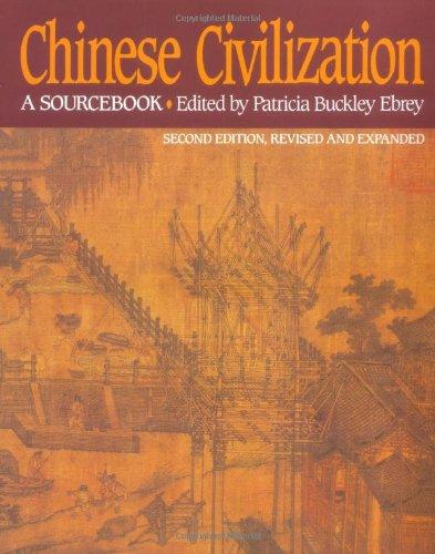 Chinese Civilization:Sourcebook Rev+Exp
