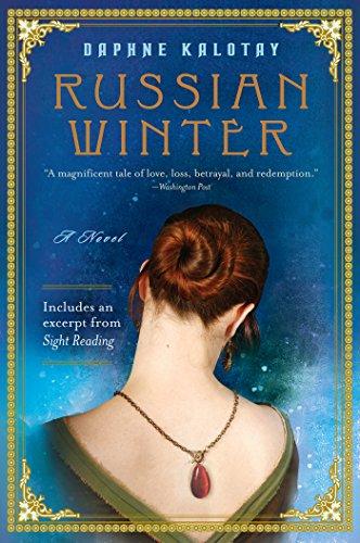 Russian Winter: A Novel cover