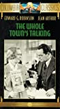 The Whole Town's Talking [VHS]