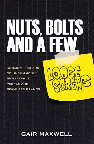Bolt Loose - Nuts, Bolts and a Few Loose Screws