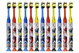 Gum Power Rangers Timer Light Toothbrush – Soft (12 Pack) Review