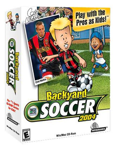 Backyard Soccer 2004 - PC/Mac