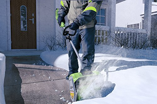 Greenworks 12-Inch 40V Cordless Snow Shovel, 4.0 AH Battery Included 2600702