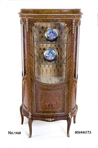 Barocco vetrina stile antico movi1468: Amazon.it: Casa e cucina