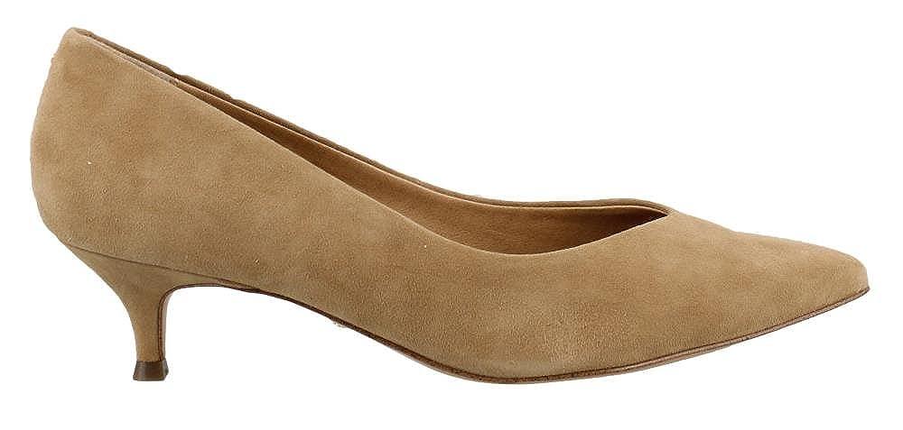 435865e0b80 Vionic Women s Kit Josie Kitten Heel Taupe 9.5 B(M) US  Amazon.co.uk  Shoes    Bags