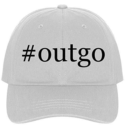 The Town Butler #Outgo - A Nice Comfortable Adjustable Hashtag Dad Hat Cap,
