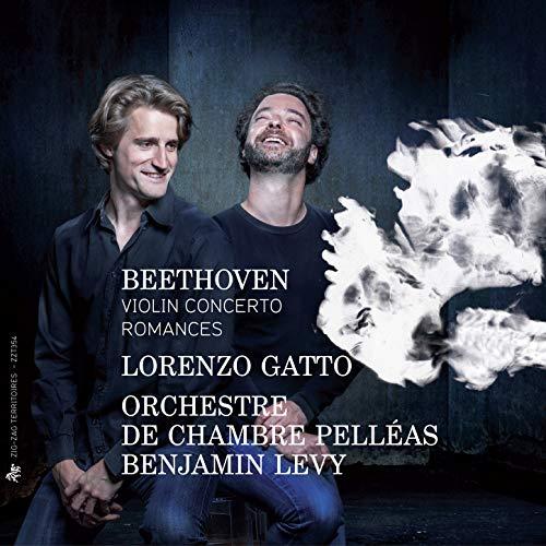 - Beethoven: Violin Concerto & Romances