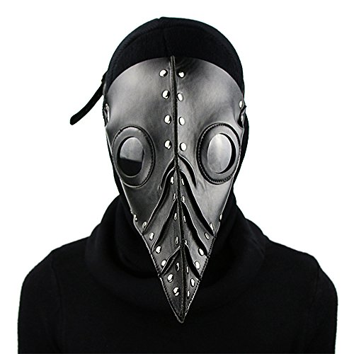 Scary Doctor Costumes - Steampunk Gothic Retro Plague Beak Doctor