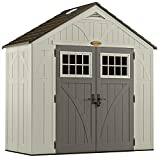 Storage Shed With Windows