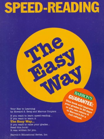 Speed Reading the Easy Way (Easy Way Series)