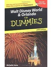Walt Disney World & Orlando For Dummies 2005