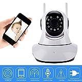 Cámara IP WiFi de Vigilancia con Definición Full HD 1080 * 720 con Conexión a Dispositivos Móviles