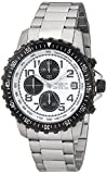Invicta Men's 5999 Pilot Collection Stainless Steel Chronograph Watch