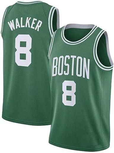 Los Hombres De La NBA Deportes Chaleco Boston Celtics Kemba ...