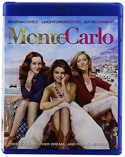 Monte Carlo Blu-ray
