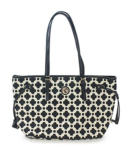 Spartina 449 May River Onyx Jetsetter Tote
