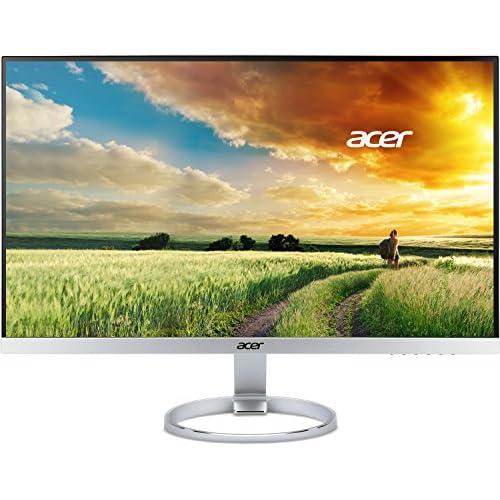 chollos oferta descuentos barato Acer H7 H277H smidx Monitor de 27 Full HD 4 ms 250 cd m 0 45 W plateado