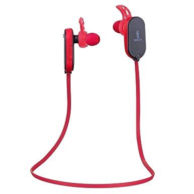 neojdx wingz inalámbrico Bluetooth Deportes Auriculares Auriculares | auriculares inalámbricos deportes, correr, gimnasio,