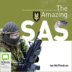 The Amazing SAS Hörbuch